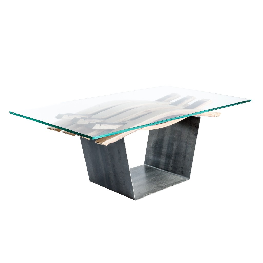 <p>Botte Coffee Table is an iron base and glass top characterise this table, the mirror boards within the internal part feature by a brilliant violet nuance inherited from wine. The term Barrique is the name given to the precious casks that contain wine, made of selected wood to enrich the drink with its aroma. Wine […]</p>