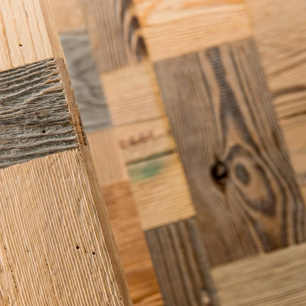 <p>Come gli altri arredi della famiglia Pestuze made by Wood Art, la Panca Val Padeon è caratterizzata da un design innovativo e da linee squadrate ed affascinanti. Il prodotto rispecchia perfettamente il luogo che ha ispirato la sua nascita: la Val Padeon, un ambiente isolato e idilliaco che si stende all'ombra delle vertiginose pareti rocciose […]</p>